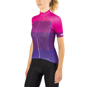 Red Cycling Products Colorblock Race Kortärmad cykeltröja Dam pink/violett